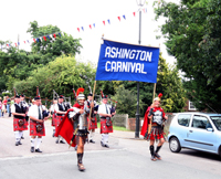 Ashington Carnival Romans