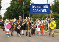 Ashington Carnival Vikings