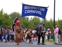 Ashington Carnival Indians
